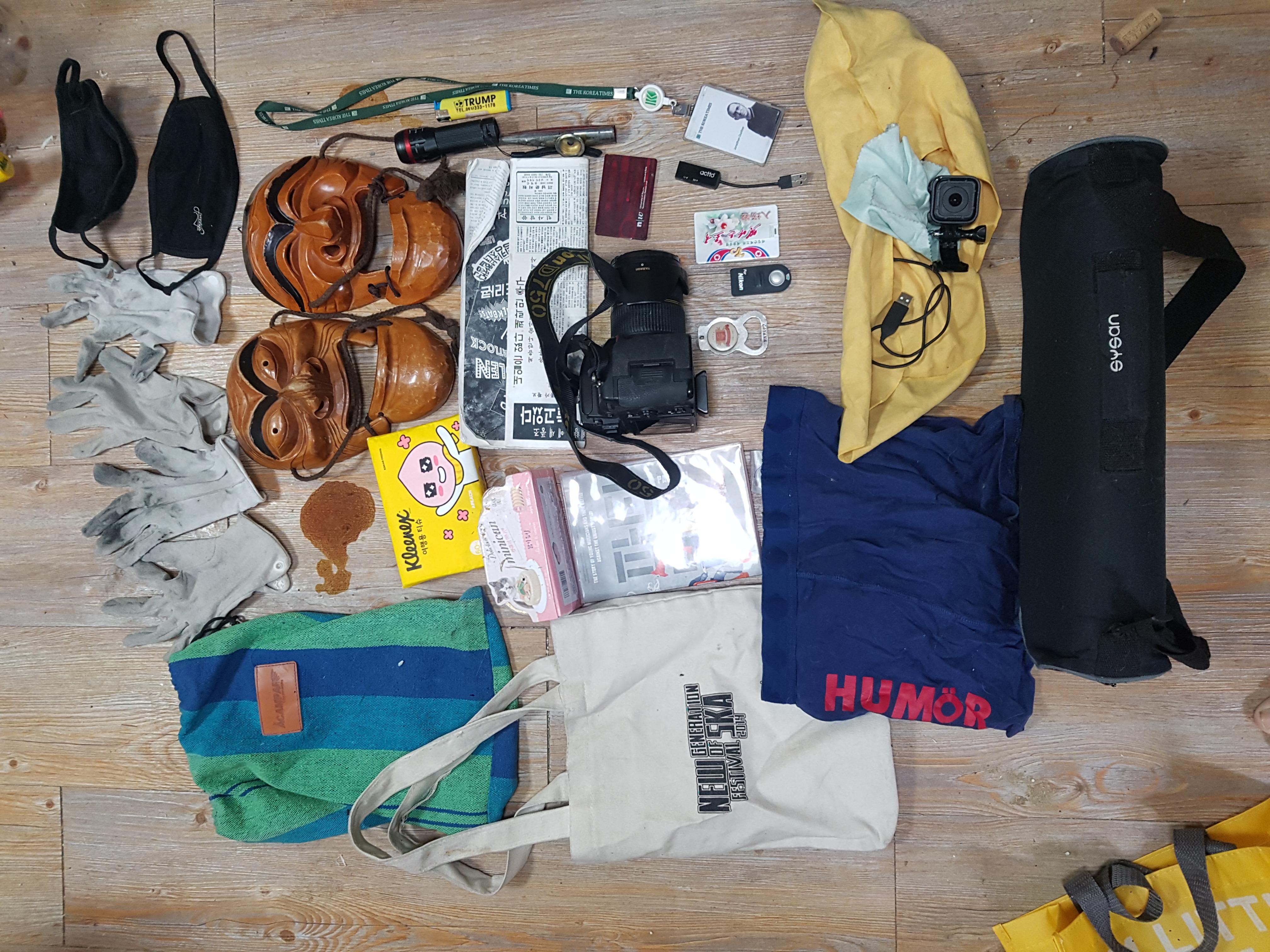Post Your Exploring Kit Thread Urban Exploration Resource